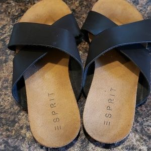 Womens Esprit Sandals Size 7.
